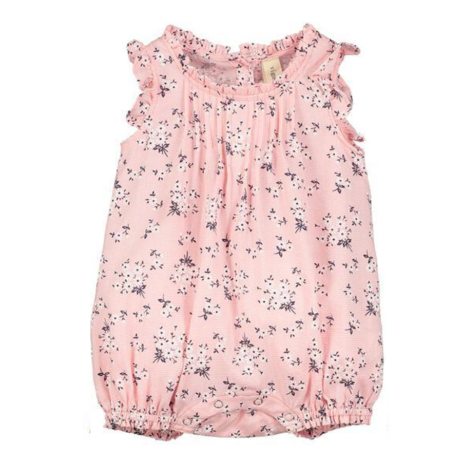 Tamsin Bubble In Pink Floral-Vignette-Joanna's Cuties