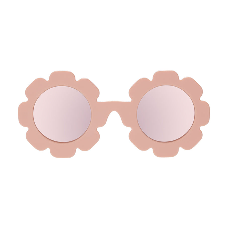 The Flower Child - Polarized with Mirrored Lenses-Babiators-Joanna's Cuties