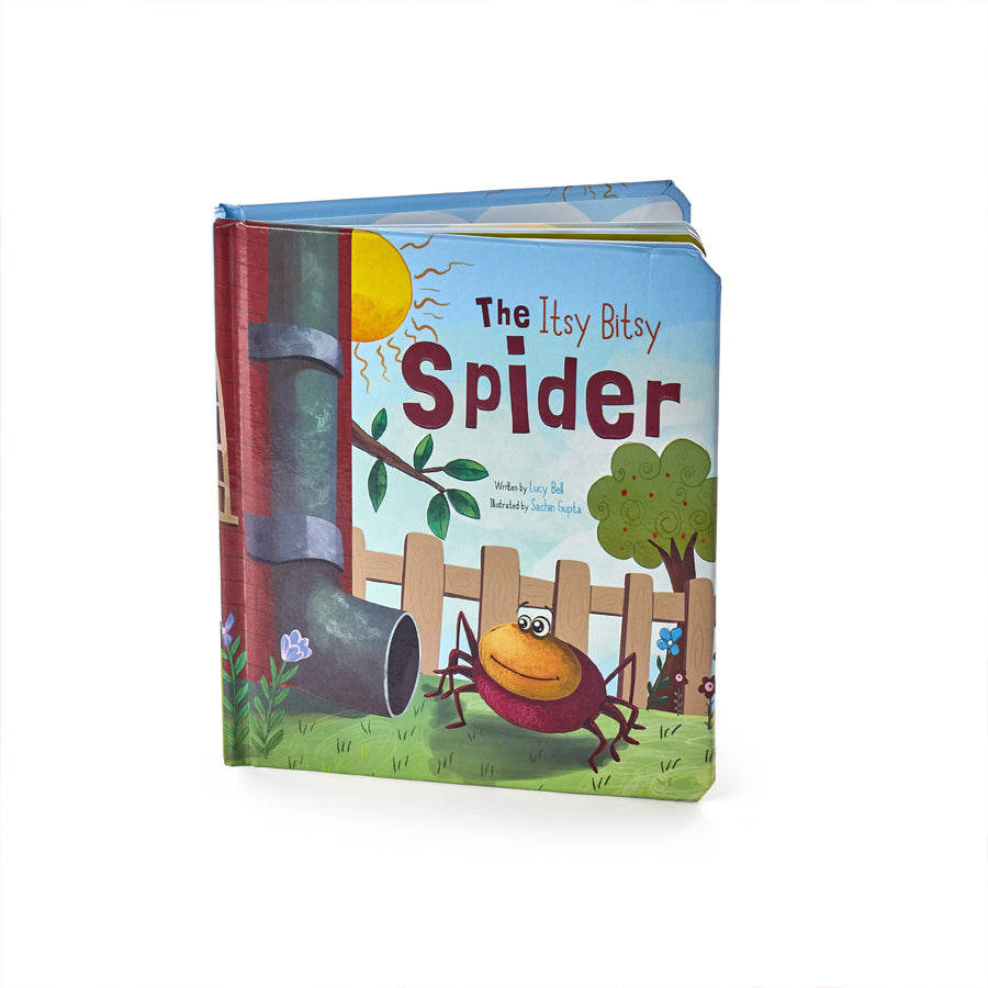 The Itsy Bitsy Spider Book And Blanket Set-Binks And Books-Joanna's Cuties