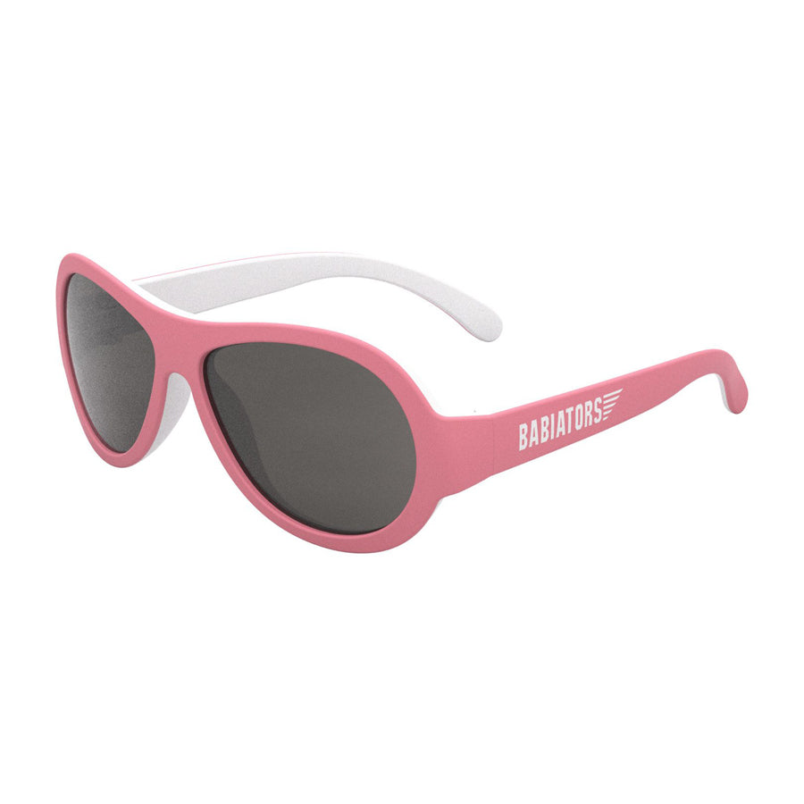 Two Toned Aviators -Tickled Pink-Babiators-Joanna's Cuties