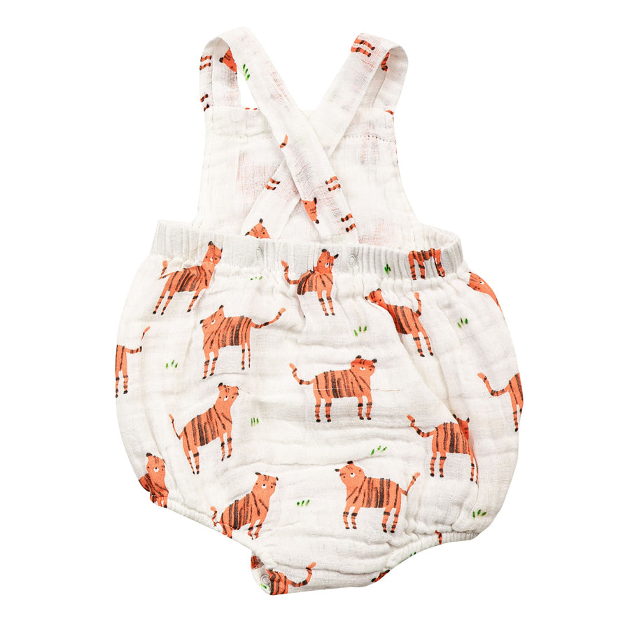 Tigers Retro Sunsuit-Angel Dear-Joanna's Cuties