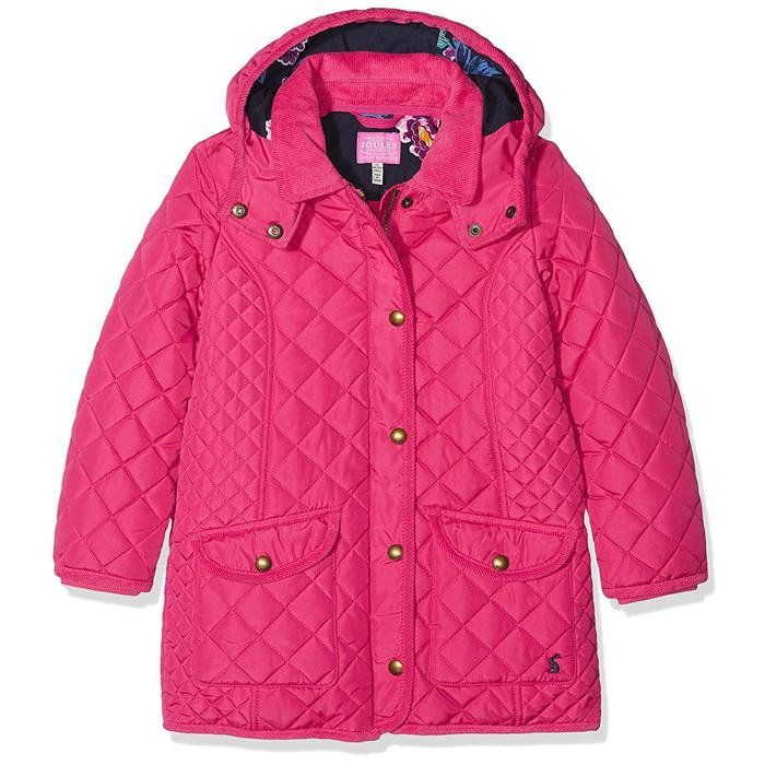 Tom Joule girl coat Newdale - Joules - joannas-cuties