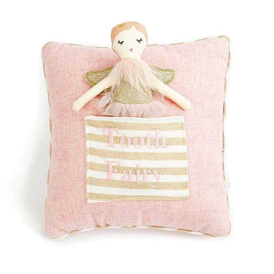 Tooth Fairy Doll And Pillow Set-Mon Ami-Joanna's Cuties