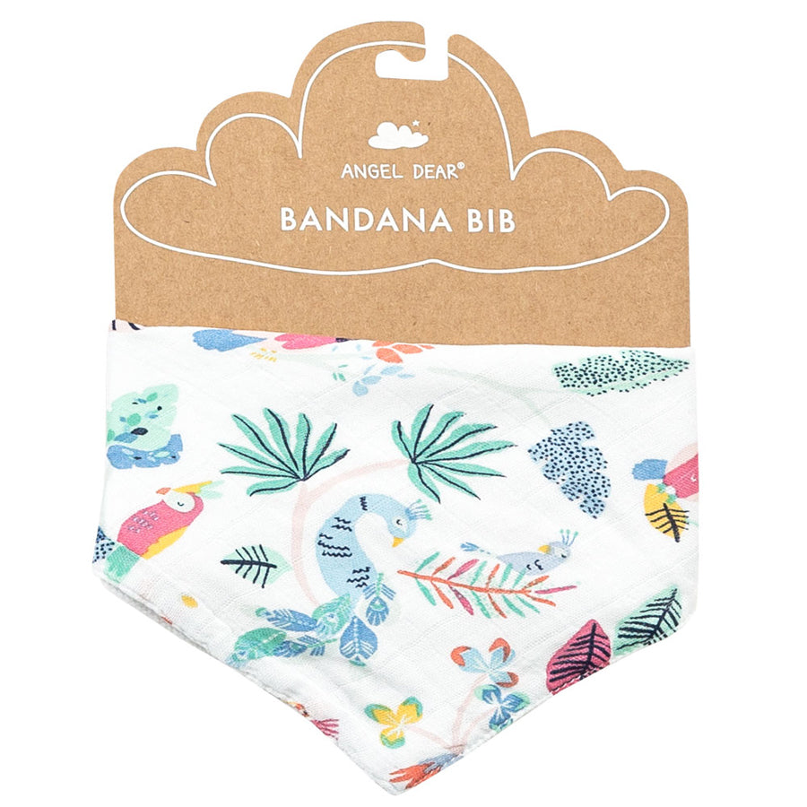Tropical Birds New Headband-Angel Dear-Joanna's Cuties