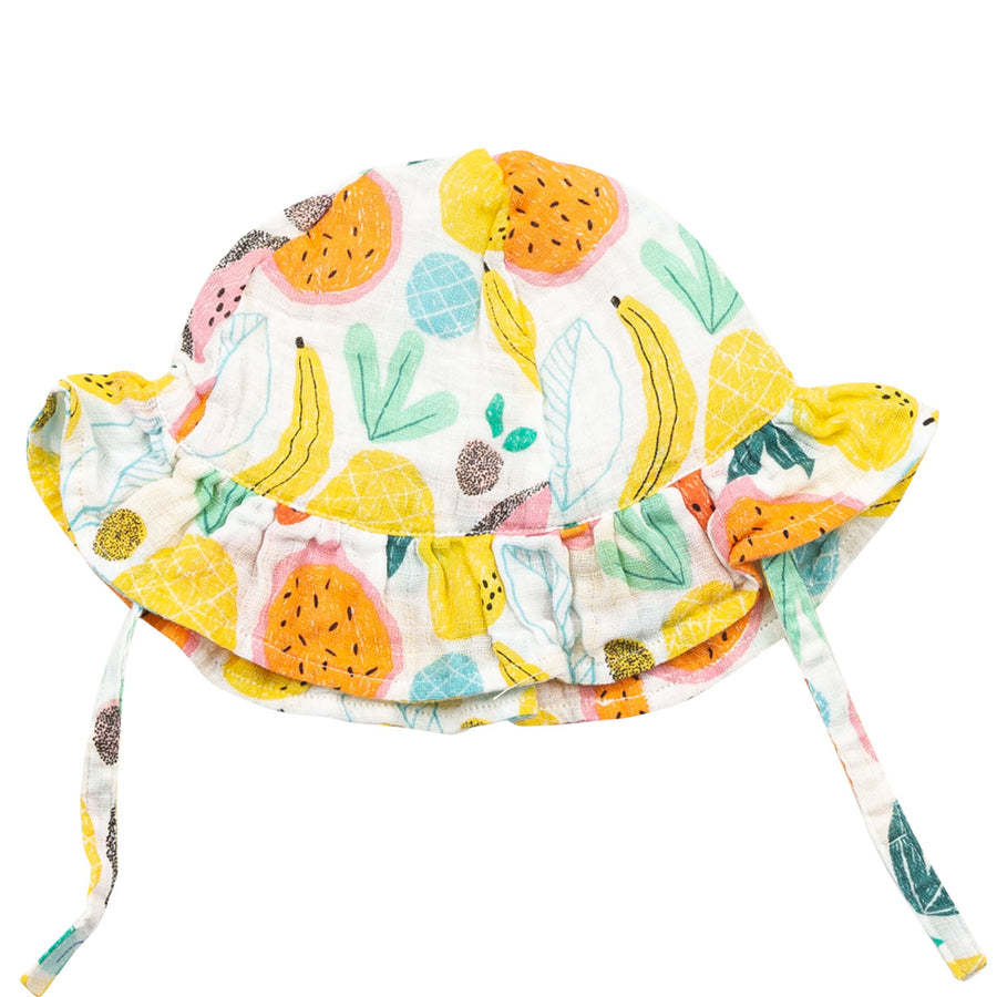 Tropical Fruit Sun Hat-Angel Dear-Joanna's Cuties