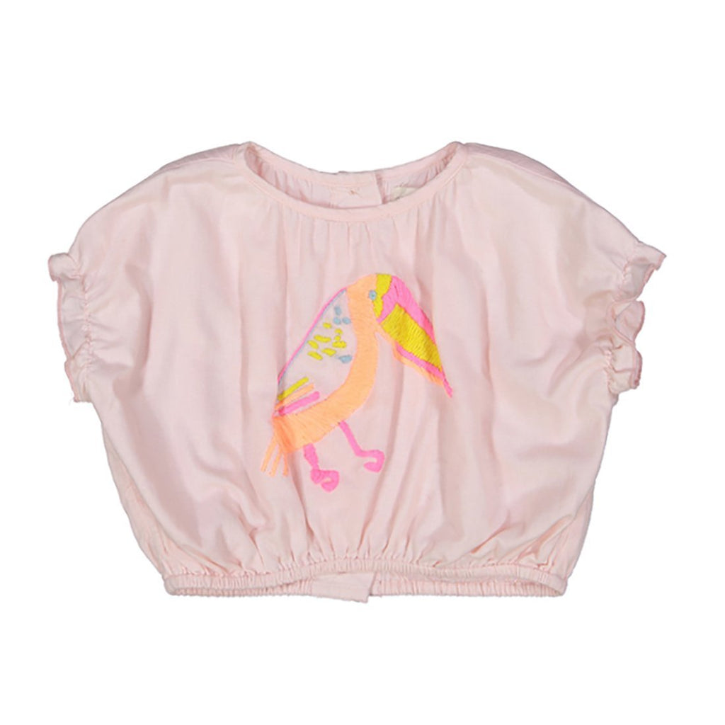 Tulum Toucan Blouse - Everbloom - joannas-cuties