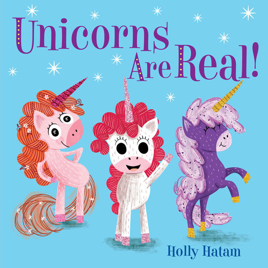 Unicorns Are Real! - Book-Penquin Random House-Joanna's Cuties