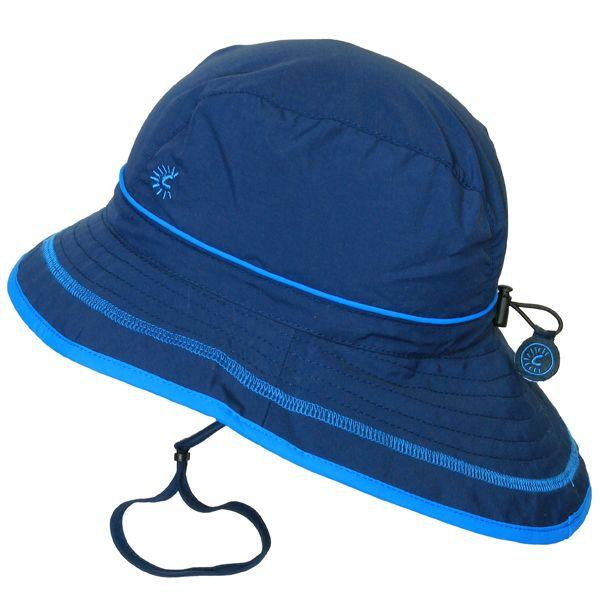 UV Beach Hat - Navy - Calikids - joannas-cuties
