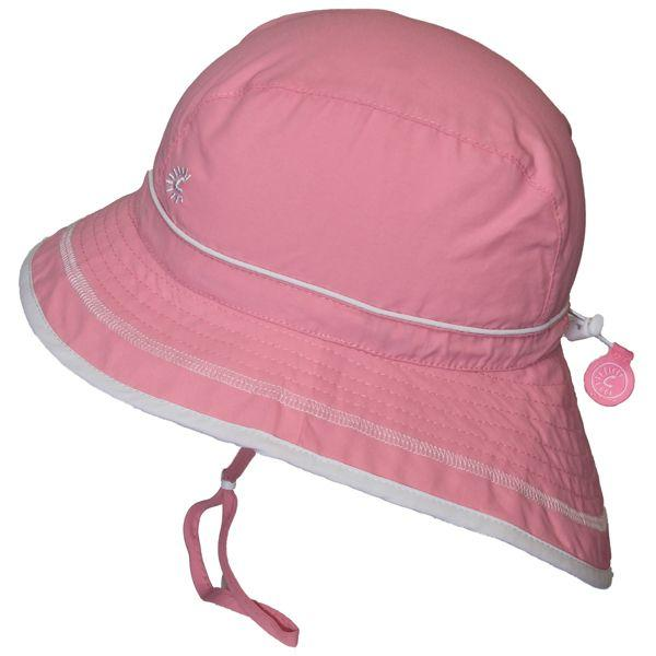 UV Beach Hat - Pink - Calikids - joannas-cuties