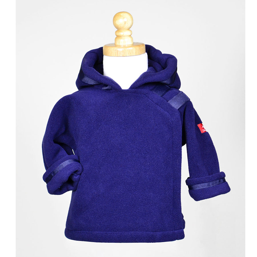 Warmplus Fleece Favorite Jacket With Hood - American Widgeon - joannas-cuties