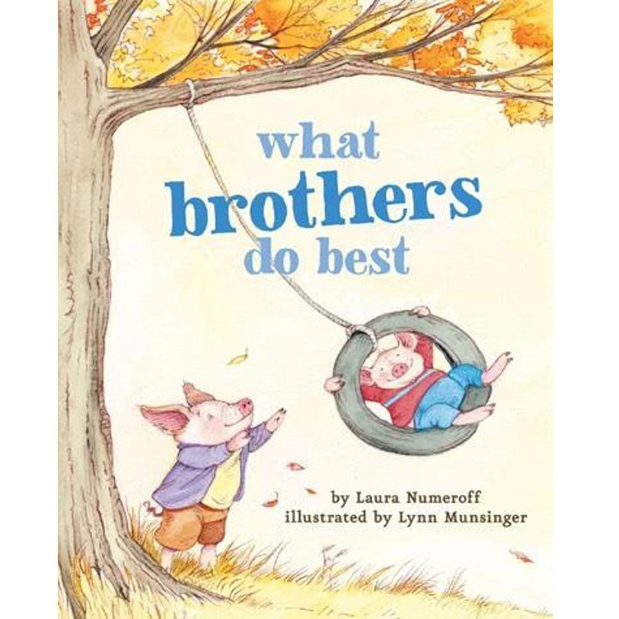 What Brothers Do Best-Chronicle Books-Joanna's Cuties