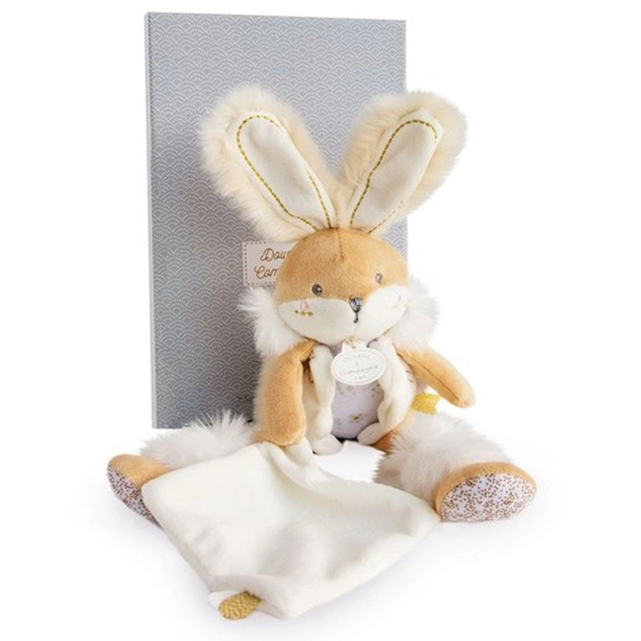 White Plush Sugar Bunny