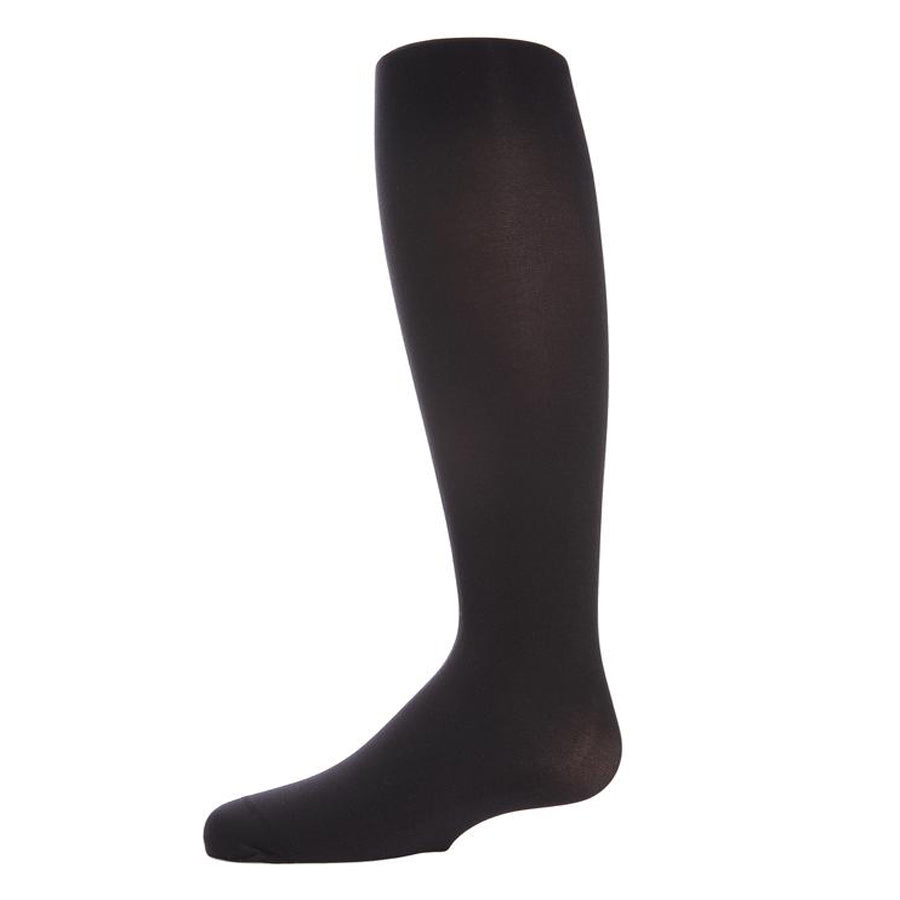 Winter Opaque Teen Tights - Black