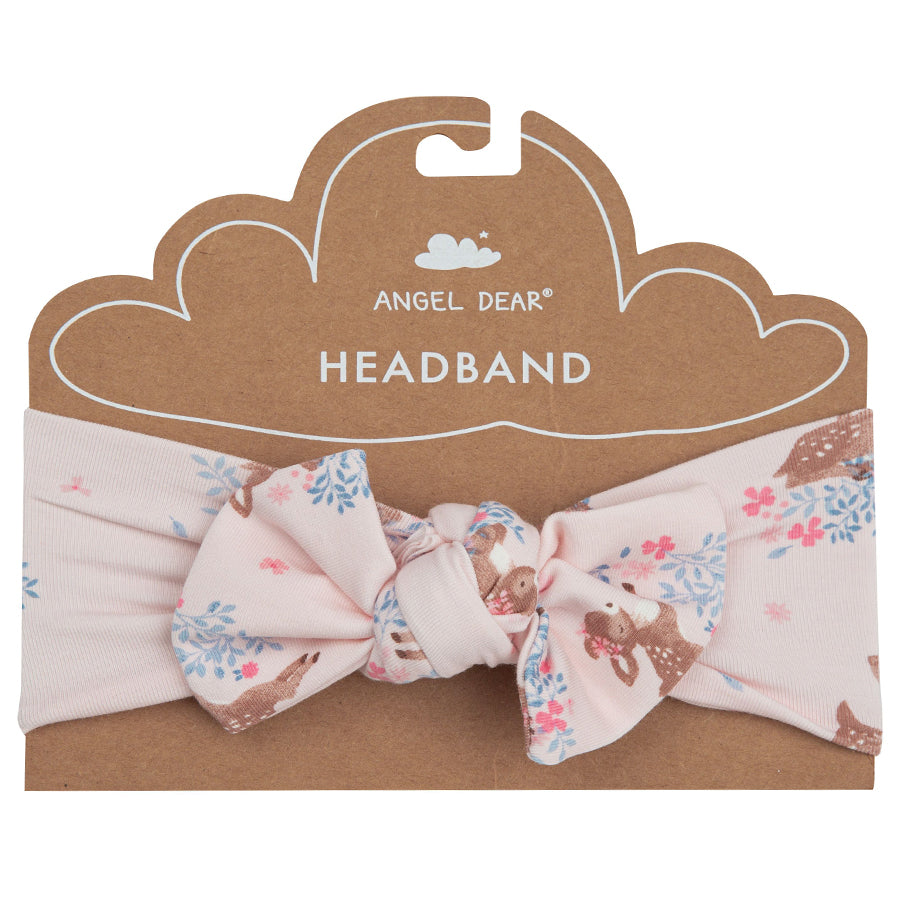 Woodland Deer Headband-Angel Dear-Joanna's Cuties
