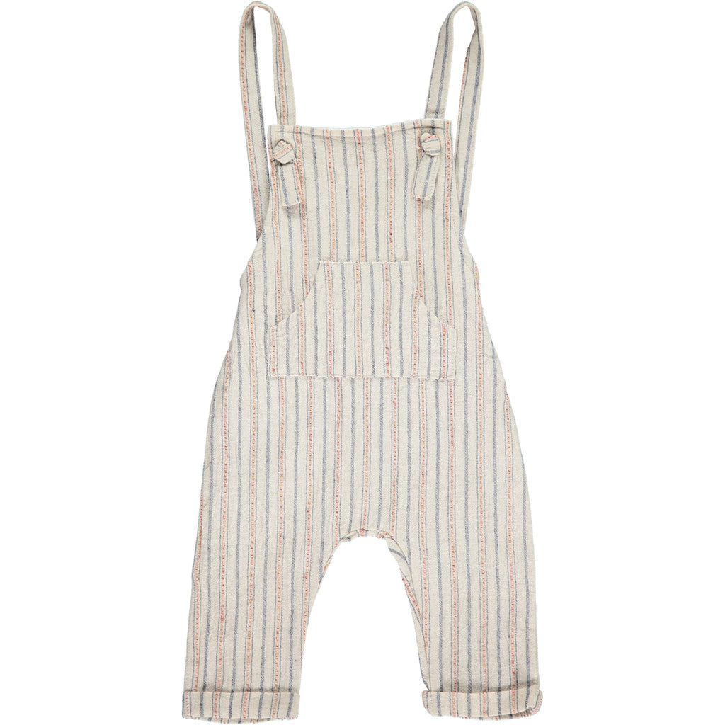Woven knotted overalls-Me + Henry-Joanna's Cuties
