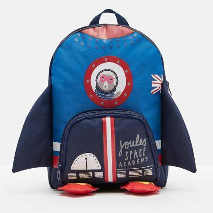 Zippy Backpack - Rocket, Joules - Joanna's Cuties