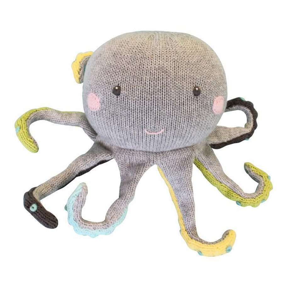 Ollie The Octopus, Zubels - Joanna's Cuties