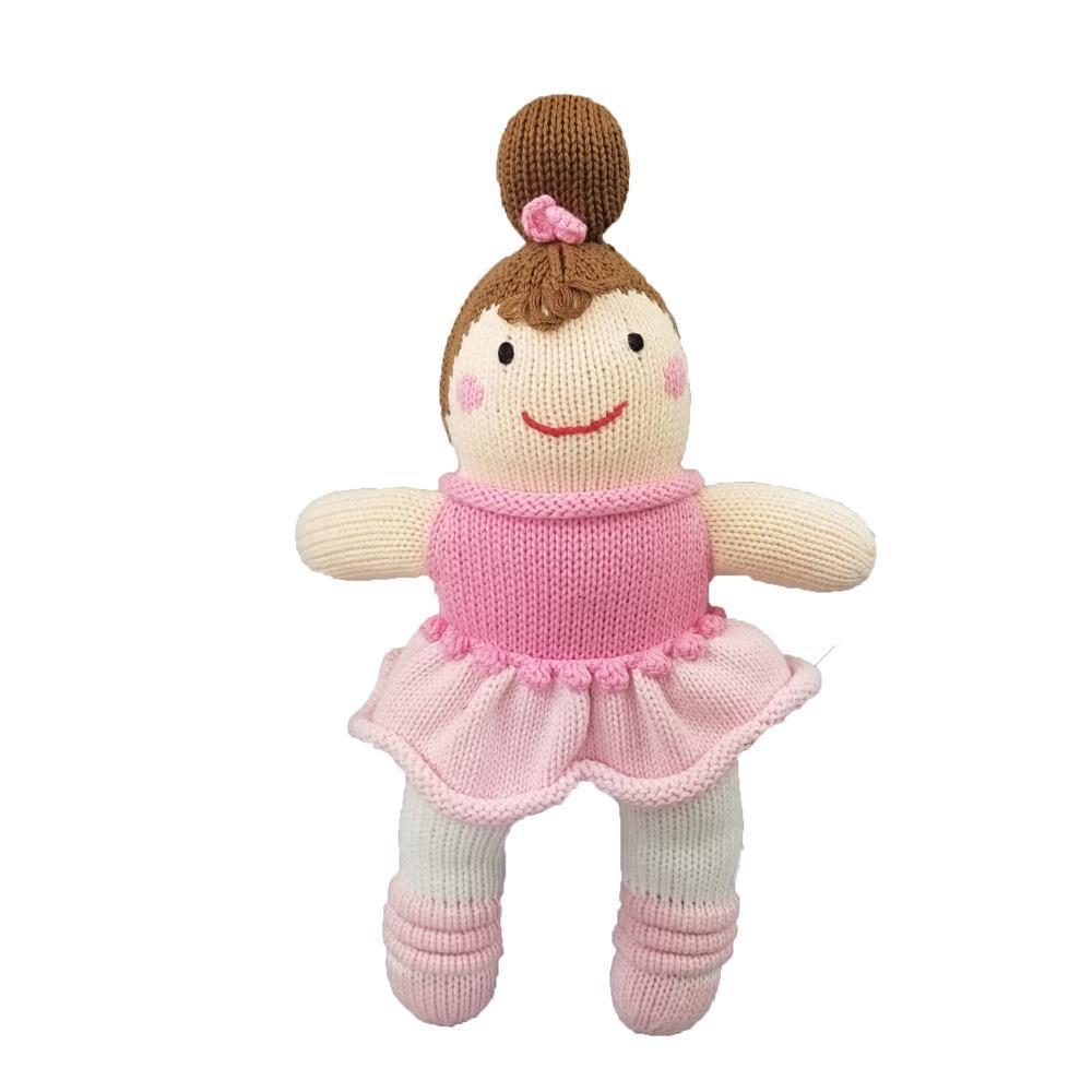 Bella The Ballerina - 7 Inch - Zubels - joannas-cuties