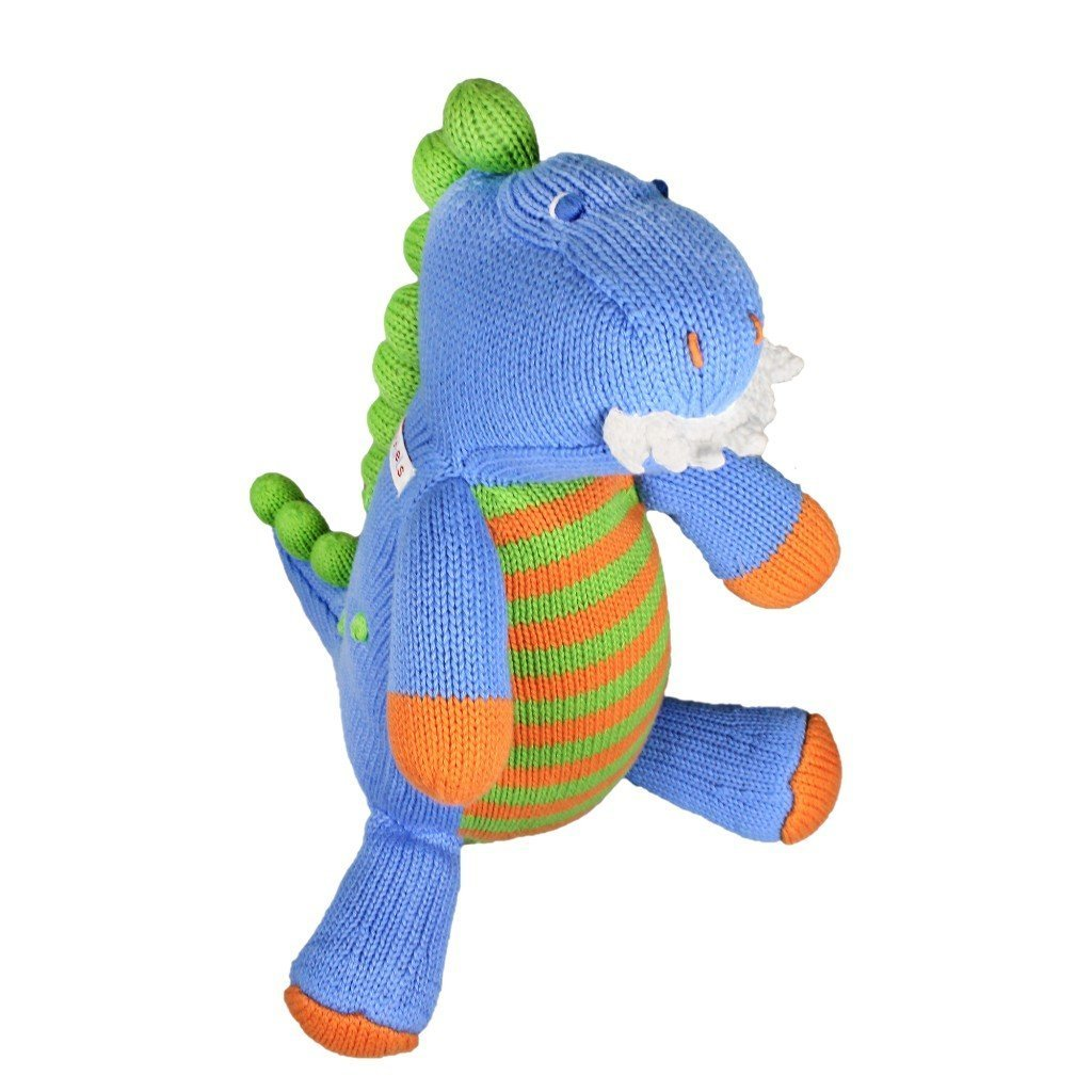 "Tanner The T-Rex 12""knit - Zubels - joannas-cuties"