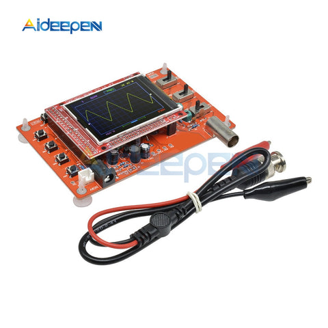Test Clip New Fully Assembled 2.4 inch LCD Display Digital Oscilloscope DSO150