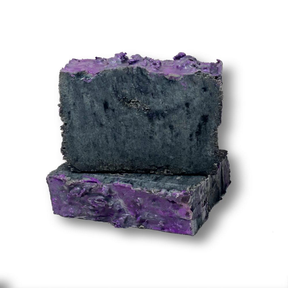 Lavender Charcoal Body Bar