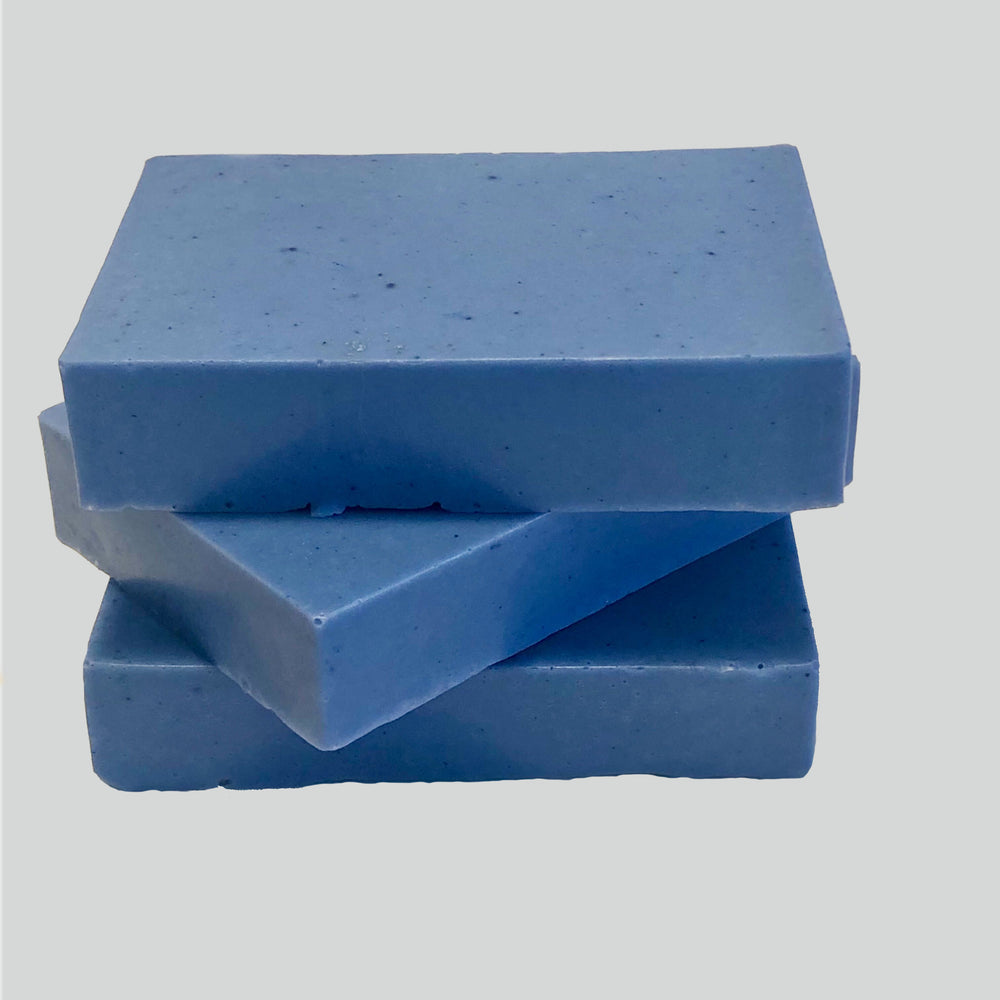 Midnight Blue Citrus Body Bar