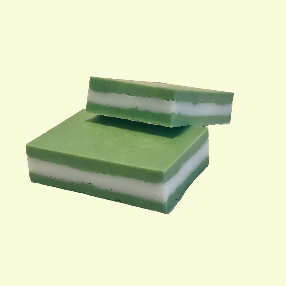 Peppermint Splash Body Bar