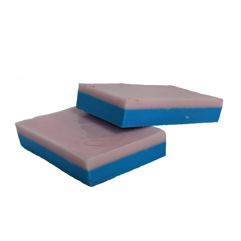 Crepe Layered Ultramarine Body Bar