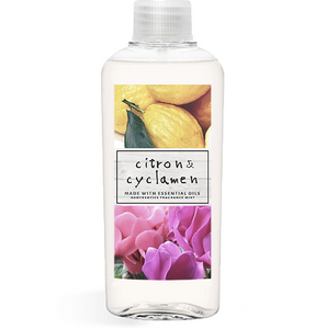 Citron & Cyclamen Fine Fragrance Mist 2.5 Fl Oz 74 Ml