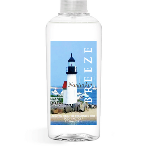 Nantucket Breeze EDP Perfume Fine Fragrance Body Mist 2.5 Oz 74 Ml
