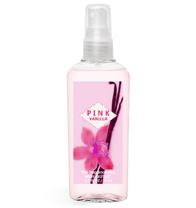 Pink Vanilla Fine Fragrance Perfume Mist by Sim Scents 2.5 Fl Oz 74 Ml