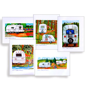 Colorful Greeting Cards