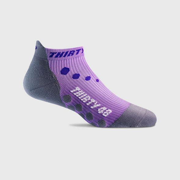 Compression Low Cut Running Socks
