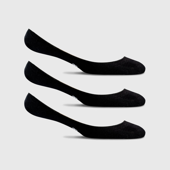 Women's No Show Loafer Socks - 3PK