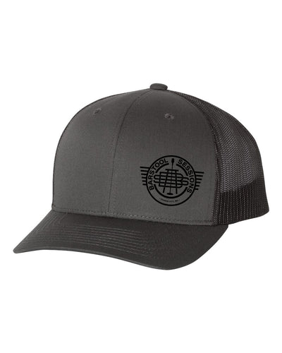 Barstool Sessions Dark Grey Snapback