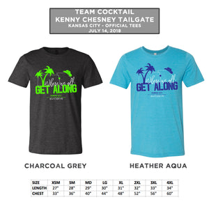 KC in KC 2018 Official Tee - Heather Aqua