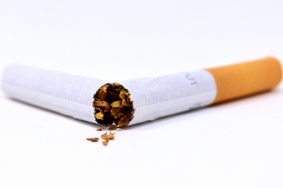 Can cessation aid Rien Pipe help reduce smoker stress?