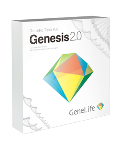 Genetic Testing Kit | GeneLife Genesis2.0