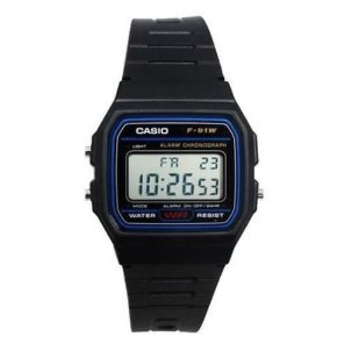 Casio Water Resistant Sports Watch