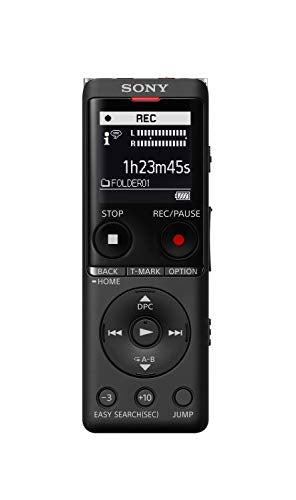 Sony Stereo Digital Voice Recorder ICD-UX570