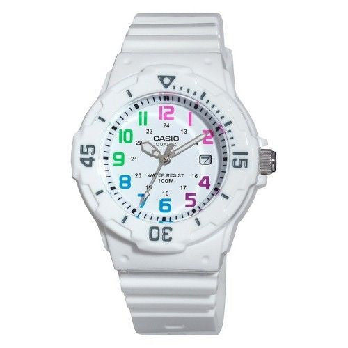 Casio Colorful Numerals Watch