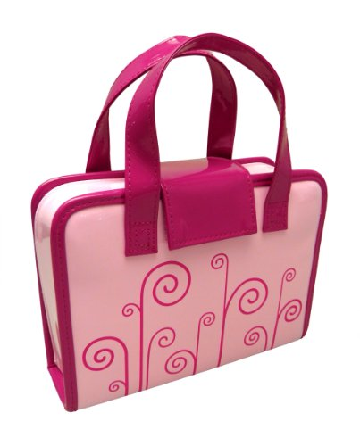 LeapFrog LeapPad Fashion Handbag(Works with LeapPad2 and LeapPad1), Pink