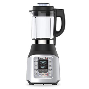 Instant Pot Ace 60 Cooking Blender 60 Ounces 700 Watt, 8 Smart One Touch Programs, 4 Hot and Cold Blending Programs, 3 Speeds