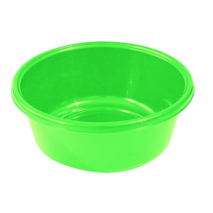 YBM HOME Round Plastic Wash Basin 1148 Green