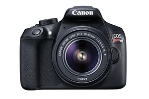 Canon EOS Rebel T6 DSLR Camera w/ 18-55mm Lens