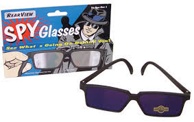 WESTMINSTER Rearview Spy Glasses