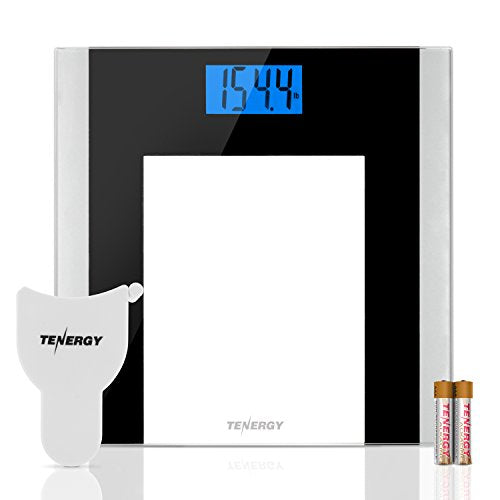 Tenergy High Precision Digital Bathroom Scale
