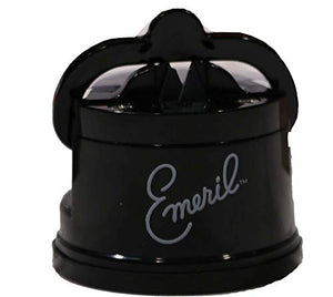 Emeril Knife Sharpener One Size BLACK
