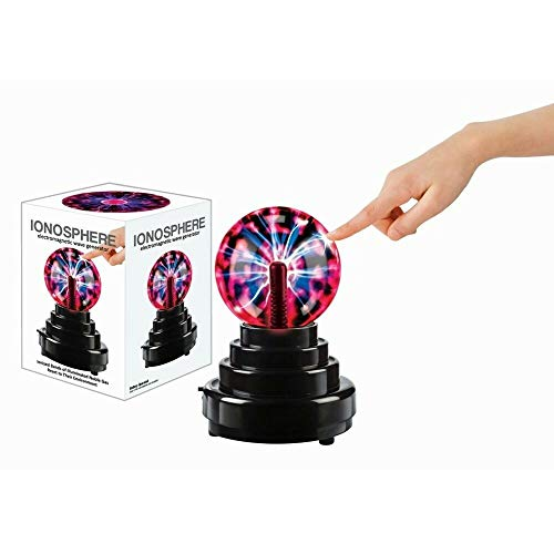 Westminster Ionosphere Electromagnetic Wave Generator Plasma Ball (4x AA Req)
