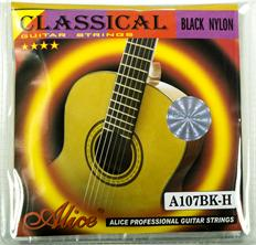 Bridgecraft Classical Nylon Guitar String Set - Normal Tension , Clear Nylon